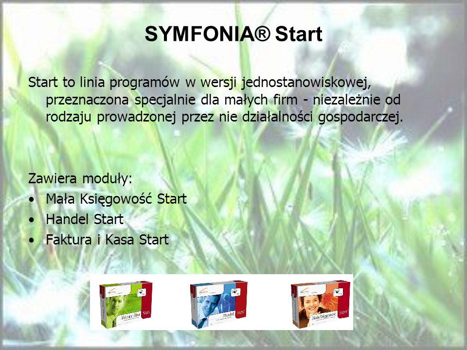 SYMFONIA® Start