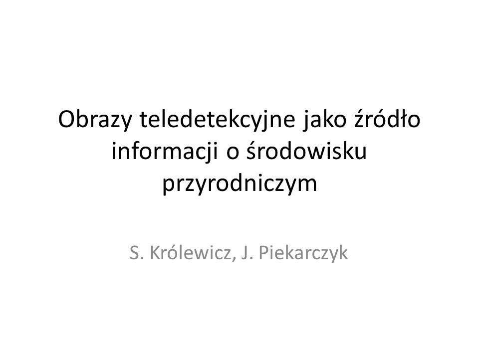 S. Królewicz, J. Piekarczyk