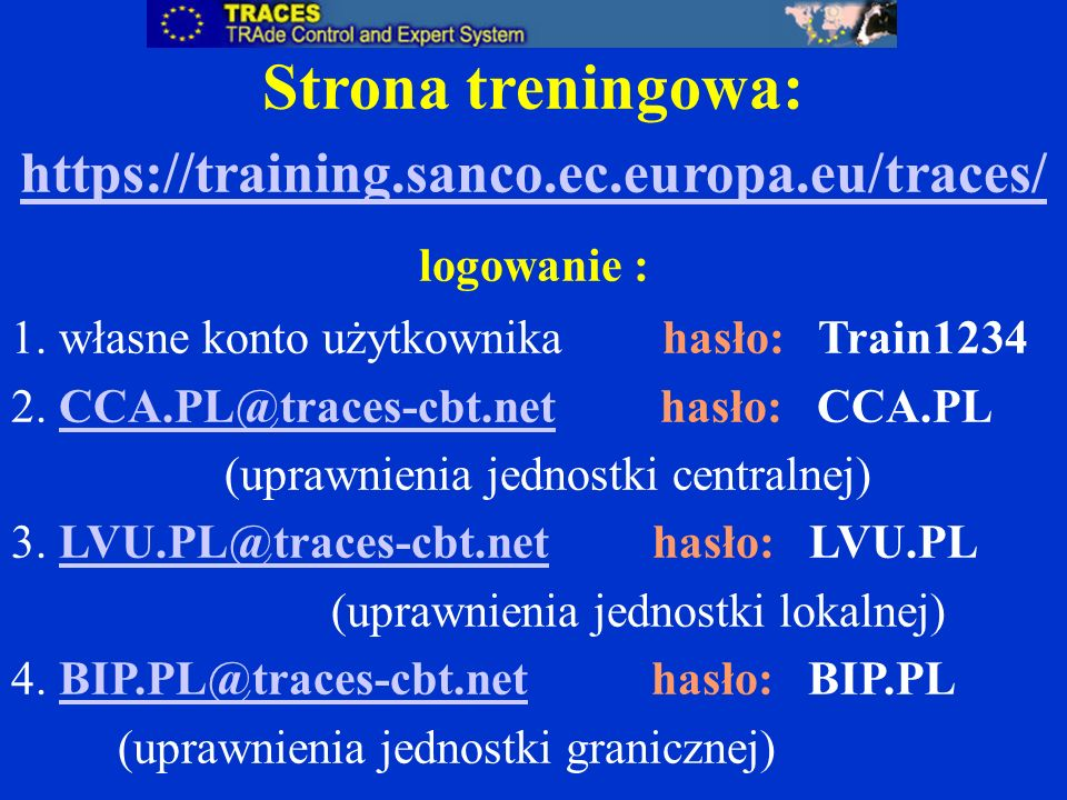 https://training.sanco.ec.europa.eu/traces/