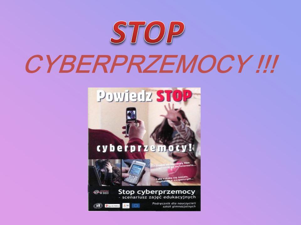 STOP CYBERPRZEMOCY !!!