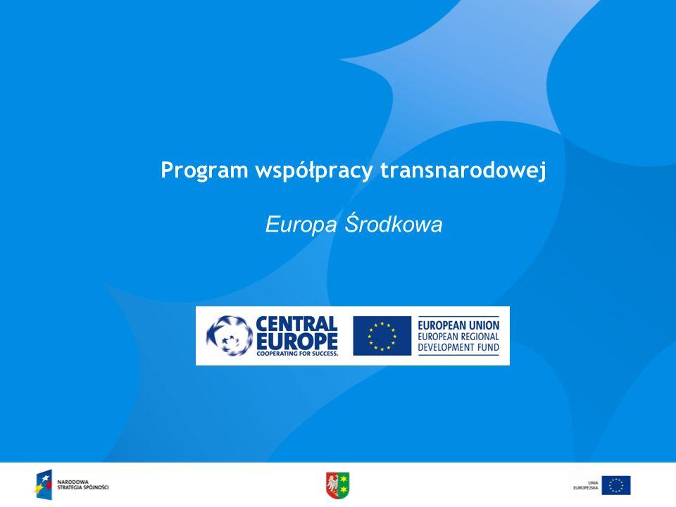 Program współpracy transnarodowej