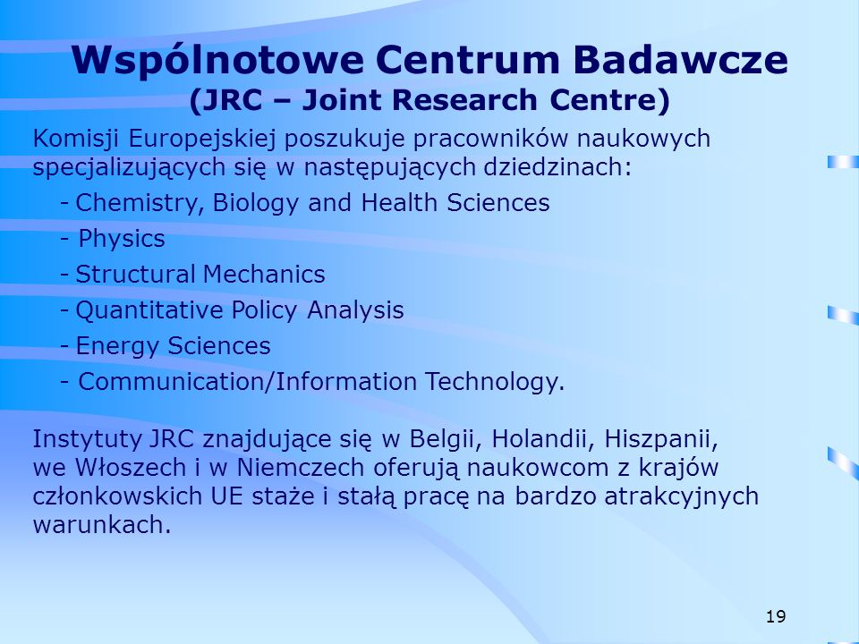 Wspólnotowe Centrum Badawcze (JRC – Joint Research Centre)