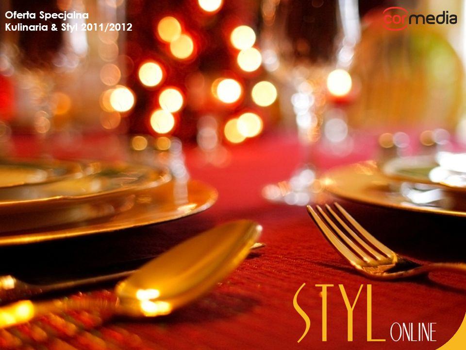 Oferta Specjalna Kulinaria & Styl 2011/2012