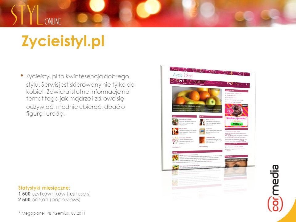 Zycieistyl.pl Zycieistyl.pl to kwintesencja dobrego