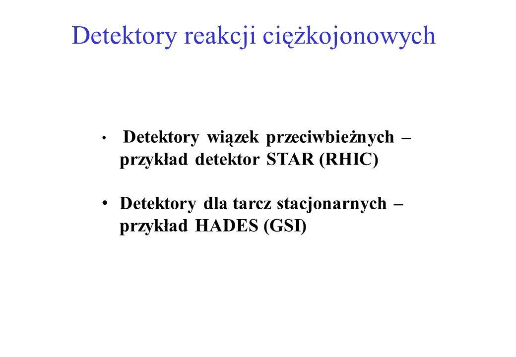 Detektory reakcji ciężkojonowych