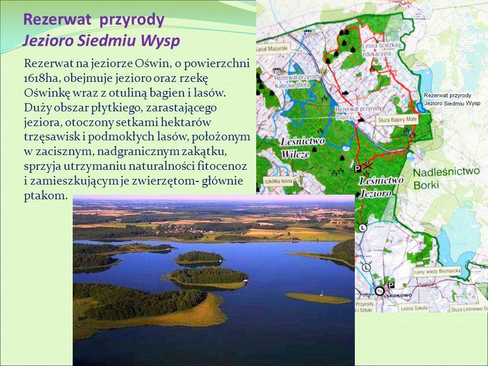 Rezerwat przyrody Jezioro Siedmiu Wysp