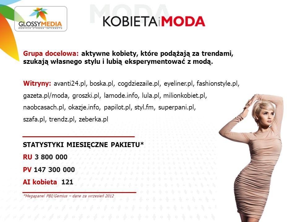 STATYSTYKI MIESIĘCZNE PAKIETU* RU 3 800 000 PV 147 300 000