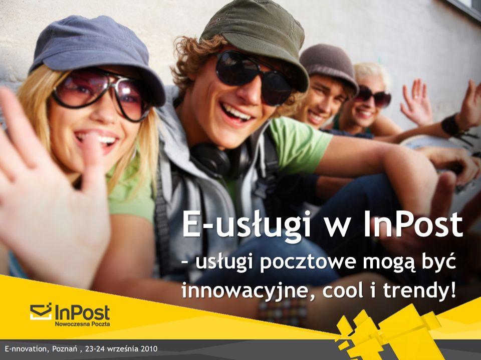E-usługi w InPost – usługi pocztowe mogą być