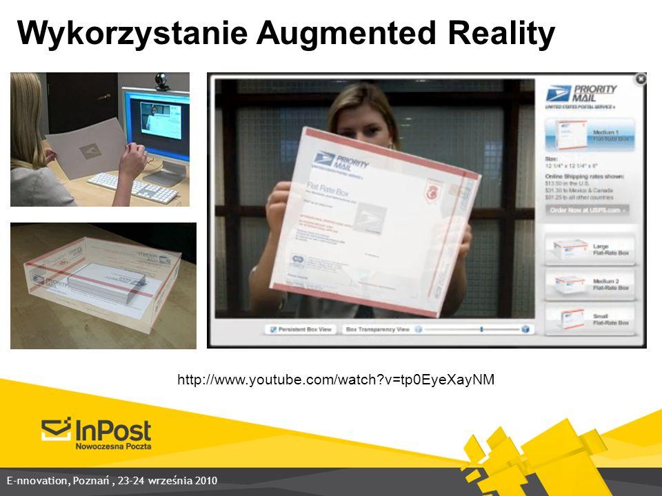 Wykorzystanie Augmented Reality