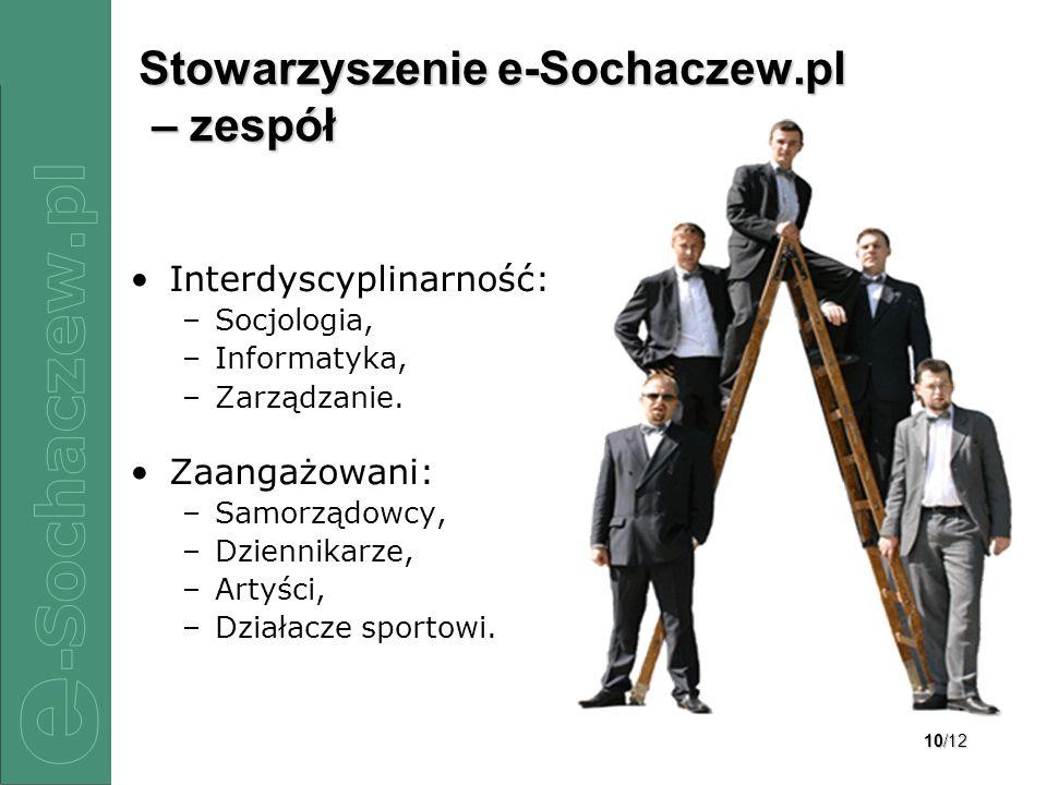 Stowarzyszenie e-Sochaczew.pl – zespół