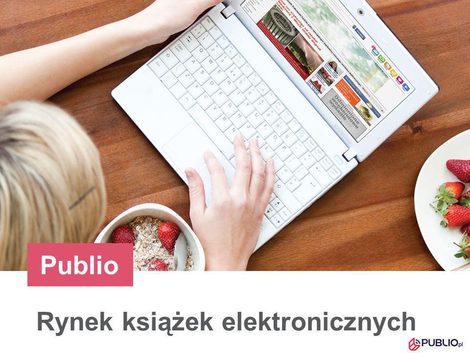 Publio Rynek książek elektronicznych