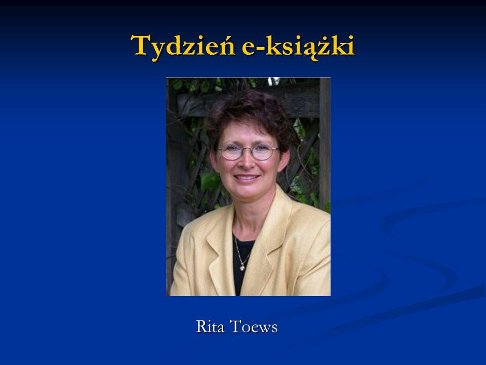 Tydzień e-książki Rita Toews