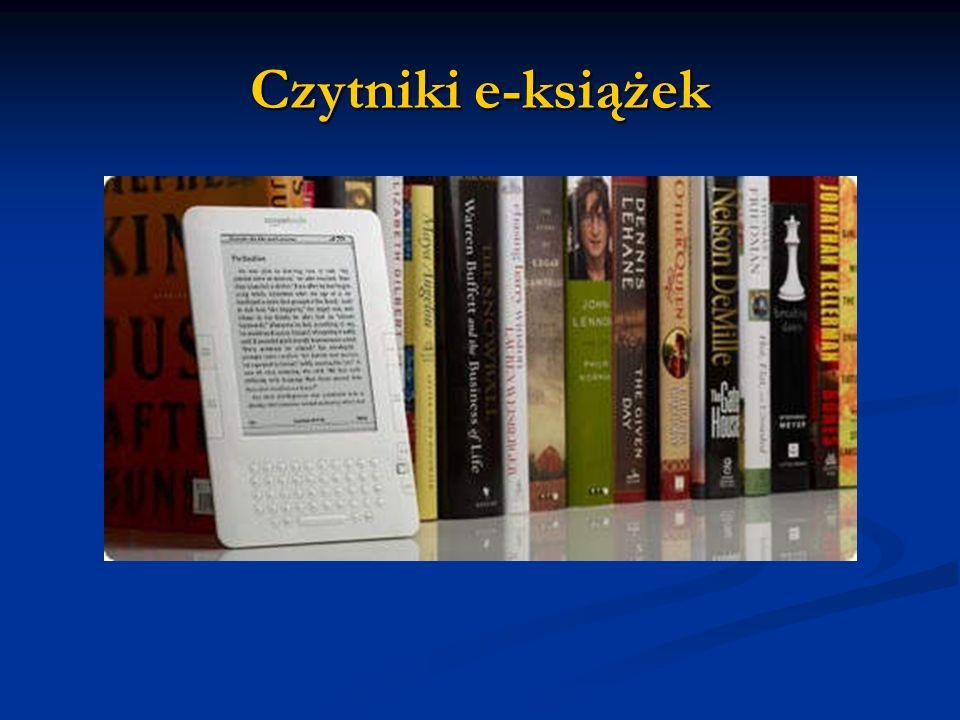 Czytniki e-książek