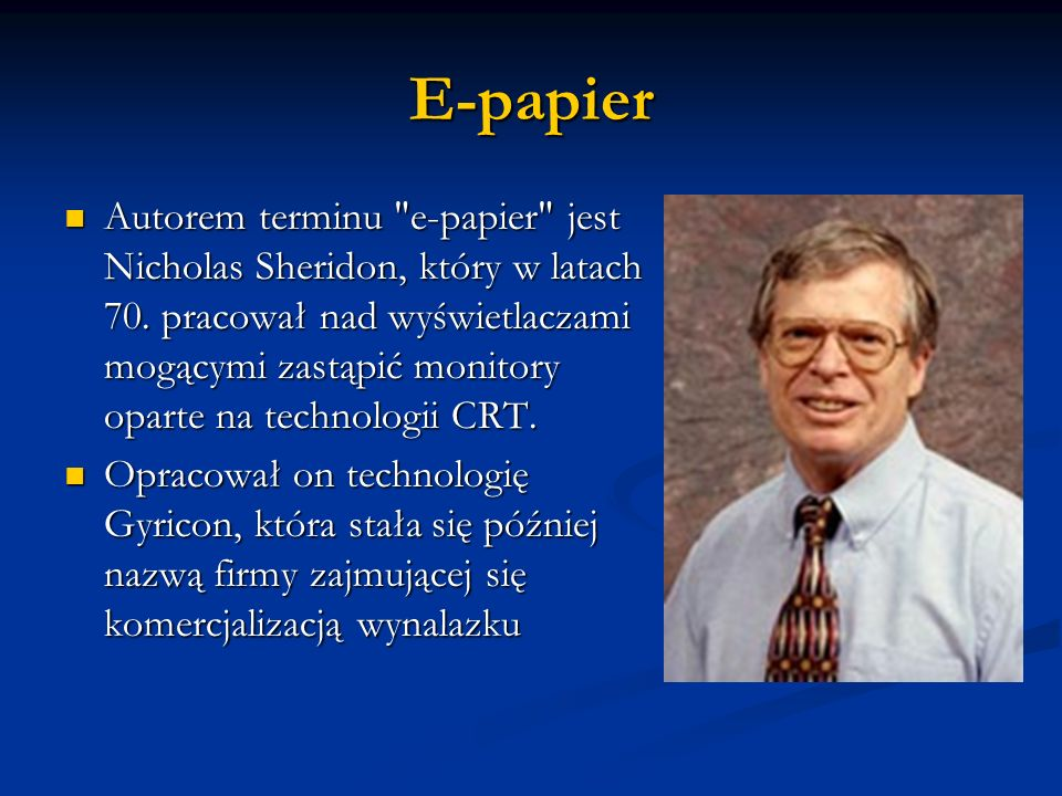 E-papier
