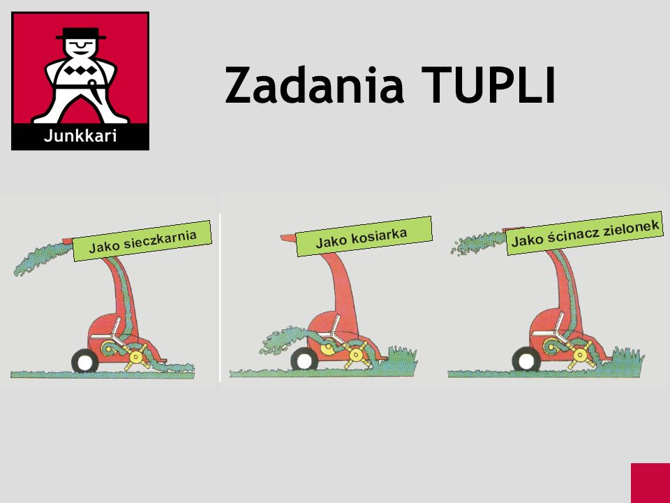 Zadania TUPLI