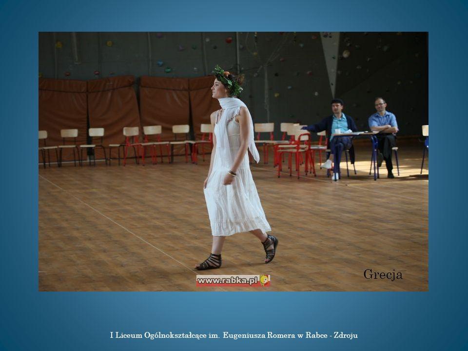 I Liceum Ogólnokształcące im. Eugeniusza Romera w Rabce - Zdroju