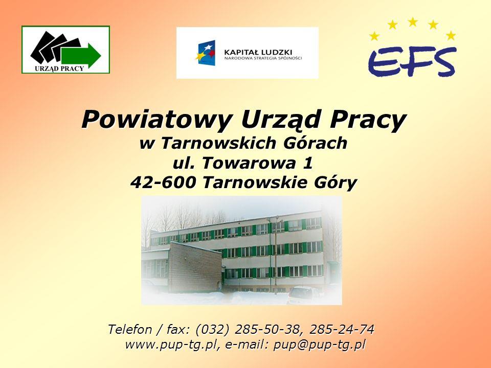 www.pup-tg.pl, e-mail: pup@pup-tg.pl