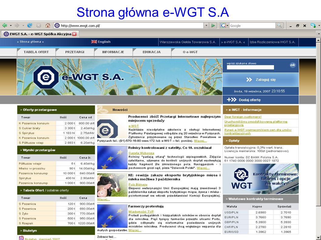 Strona główna e-WGT S.A