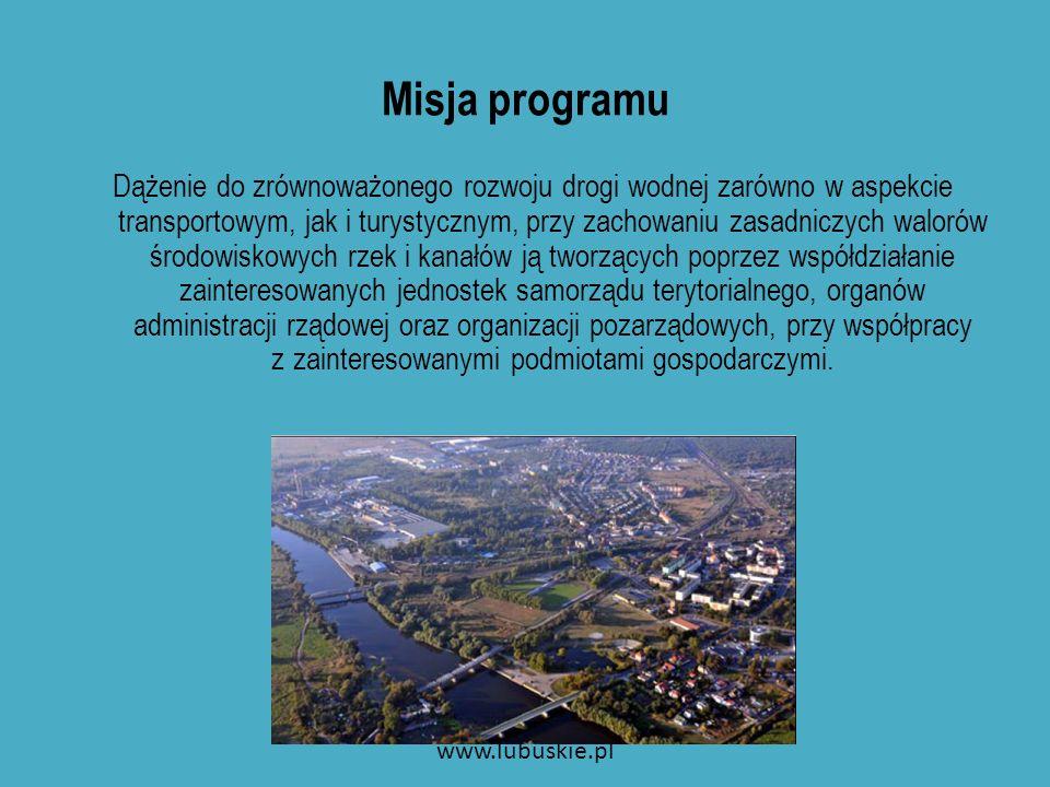 Misja programu