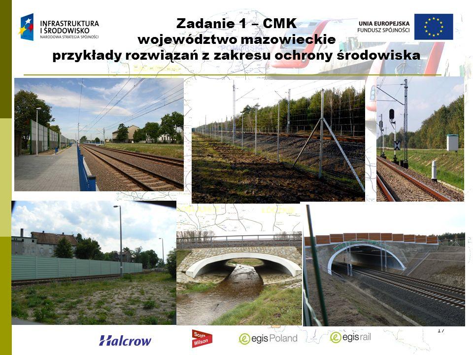 Zadanie 1 – CMK województwo mazowieckie przykłady rozwiązań z zakresu ochrony środowiska
