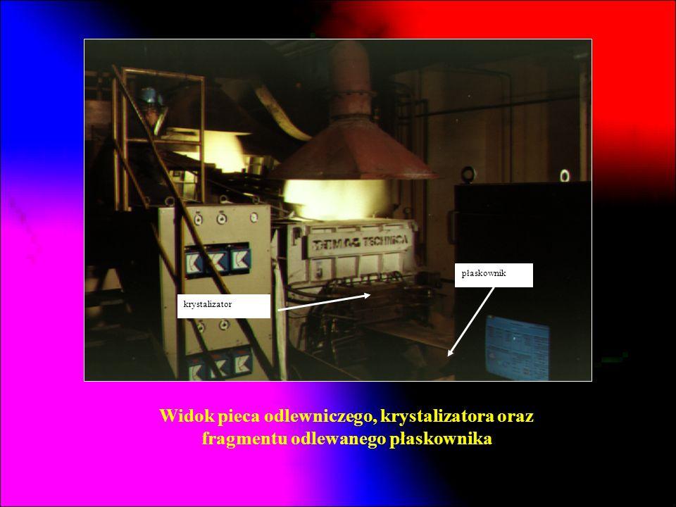 krystalizator płaskownik.