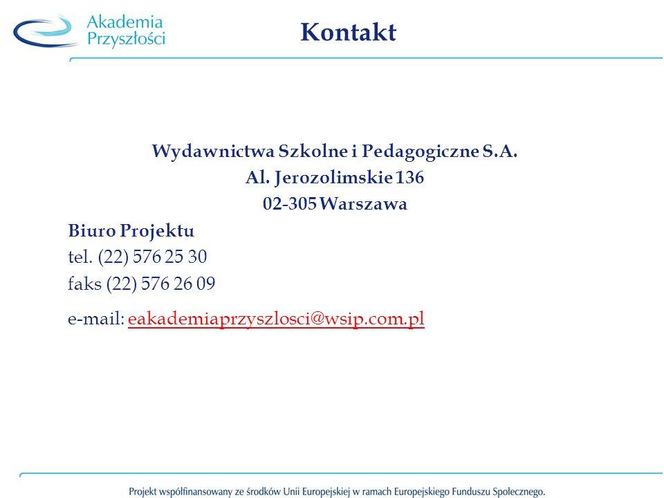 Wydawnictwa Szkolne i Pedagogiczne S.A.