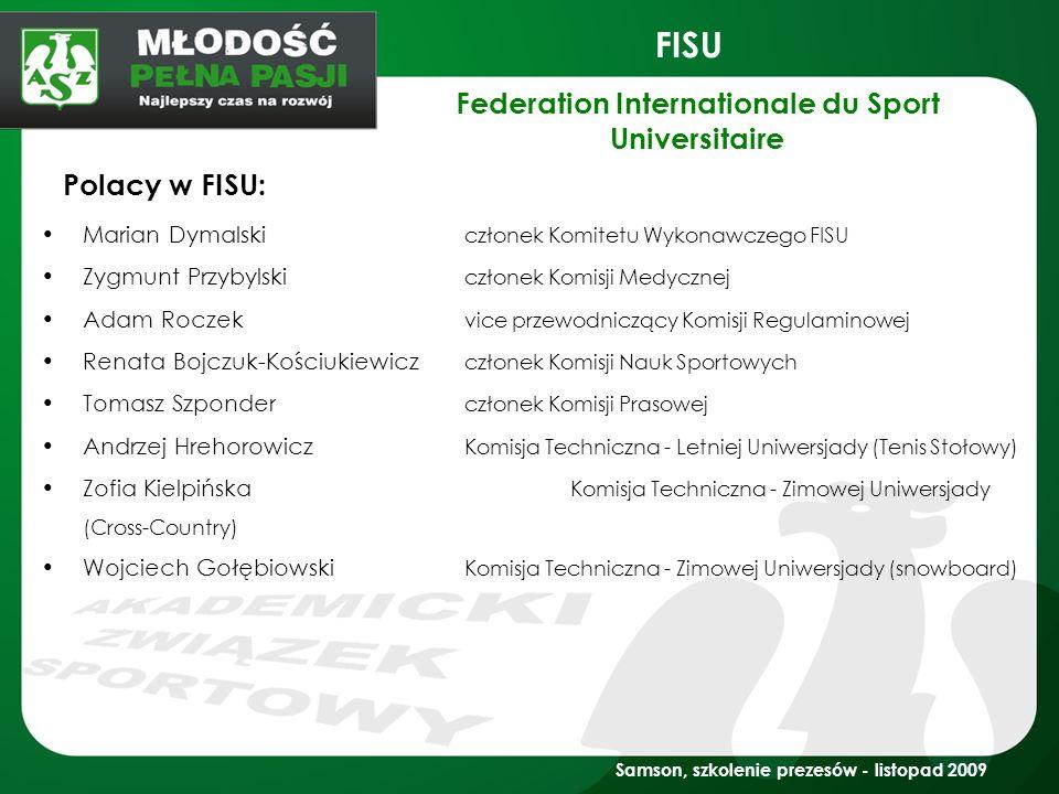 Federation Internationale du Sport Universitaire