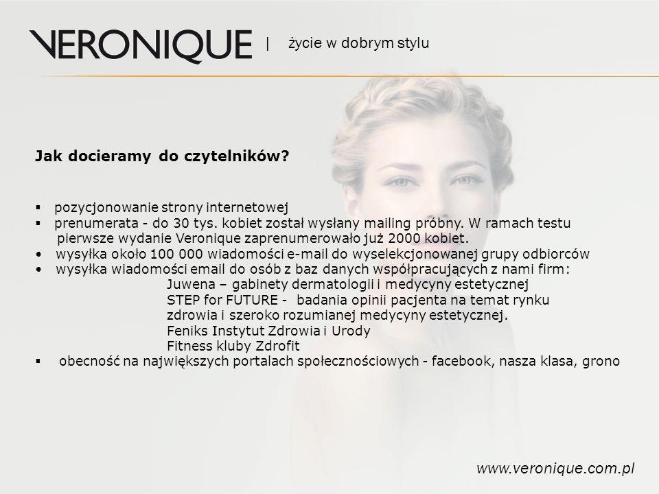| życie w dobrym stylu www.veronique.com.pl