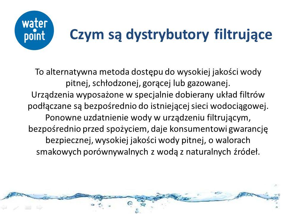 Czym są dystrybutory filtrujące
