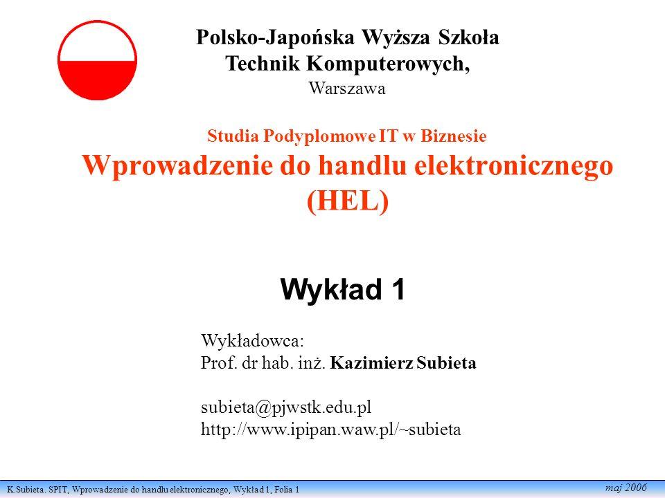 Polsko-Japońska Wyższa Szkoła Technik Komputerowych,