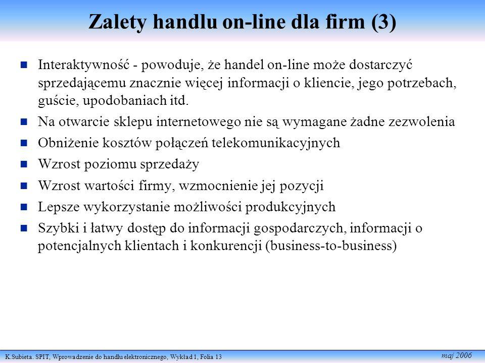 Zalety handlu on-line dla firm (3)