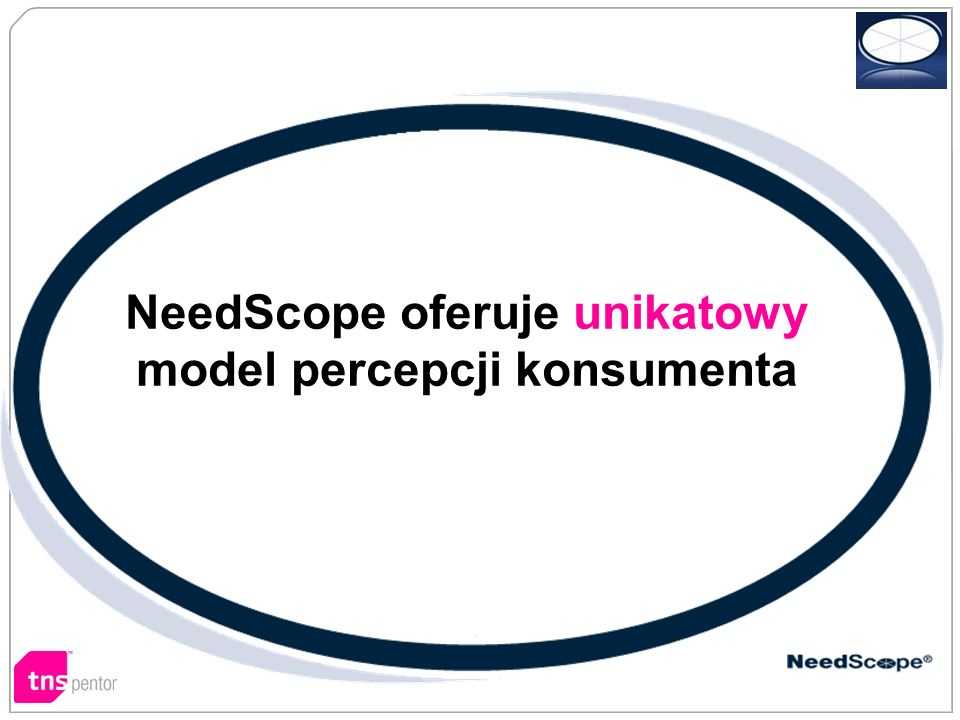 NeedScope oferuje unikatowy model percepcji konsumenta