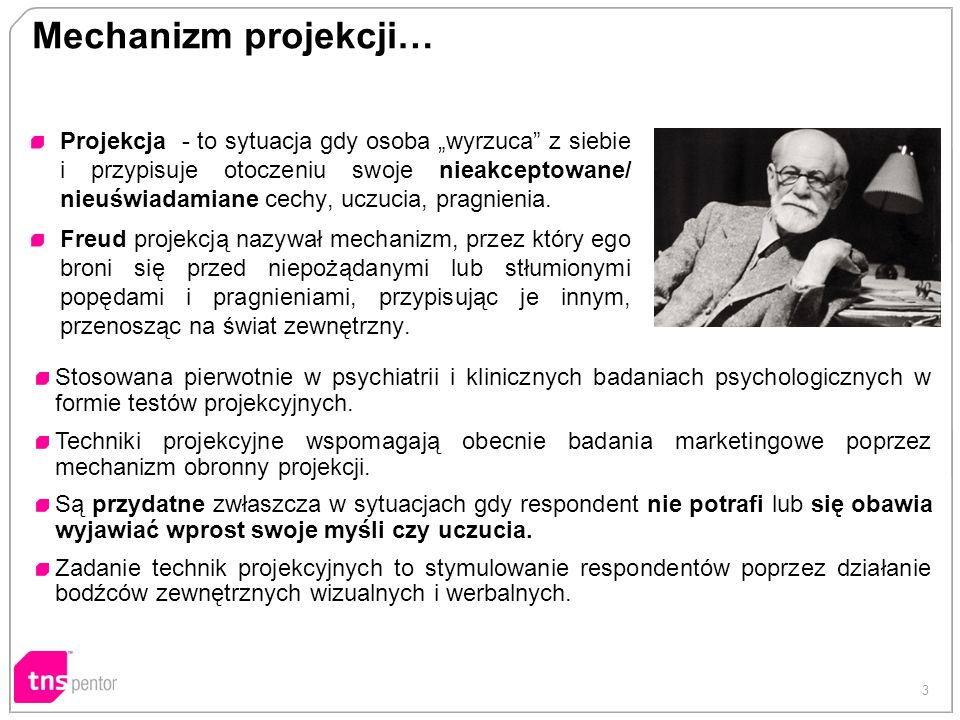 Mechanizm projekcji…