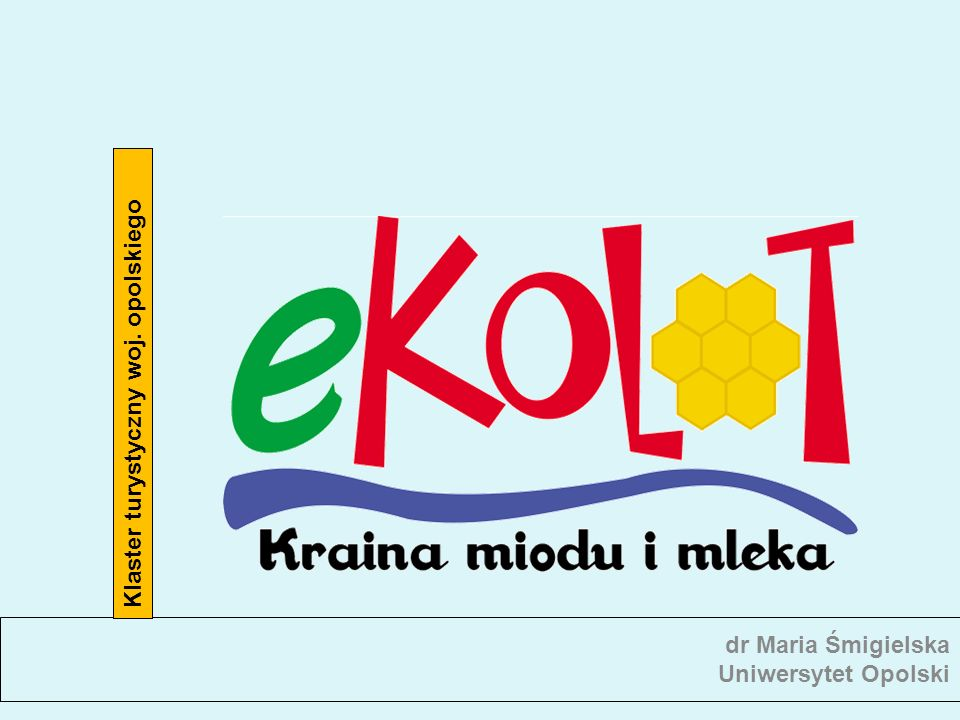 Klaster turystyczny woj. opolskiego