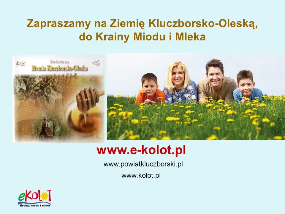 Zapraszamy na Ziemię Kluczborsko-Oleską, do Krainy Miodu i Mleka