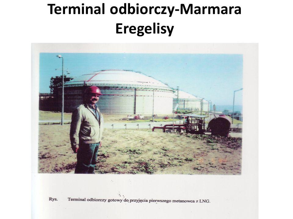 Terminal odbiorczy-Marmara Eregelisy