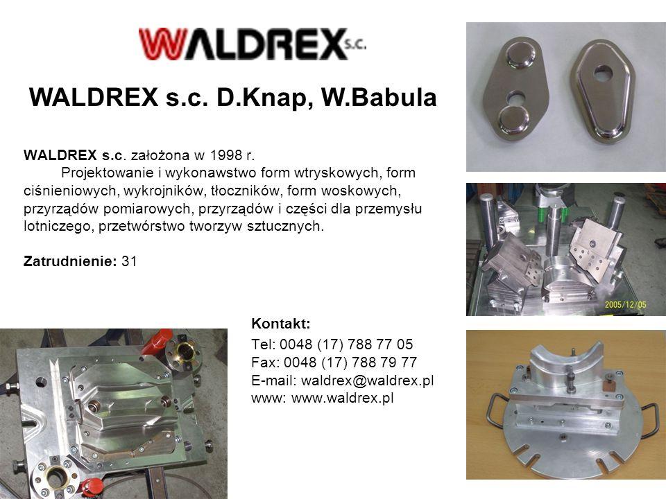 WALDREX s.c. D.Knap, W.Babula
