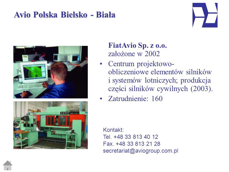 Avio Polska Bielsko - Biała