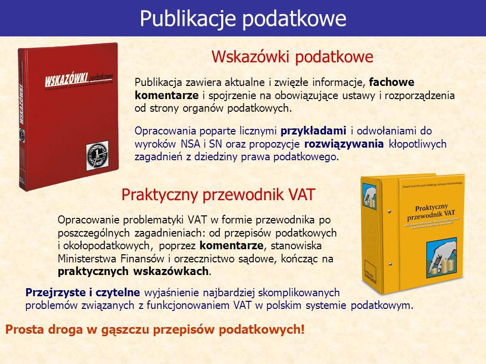 Praktyczny przewodnik VAT
