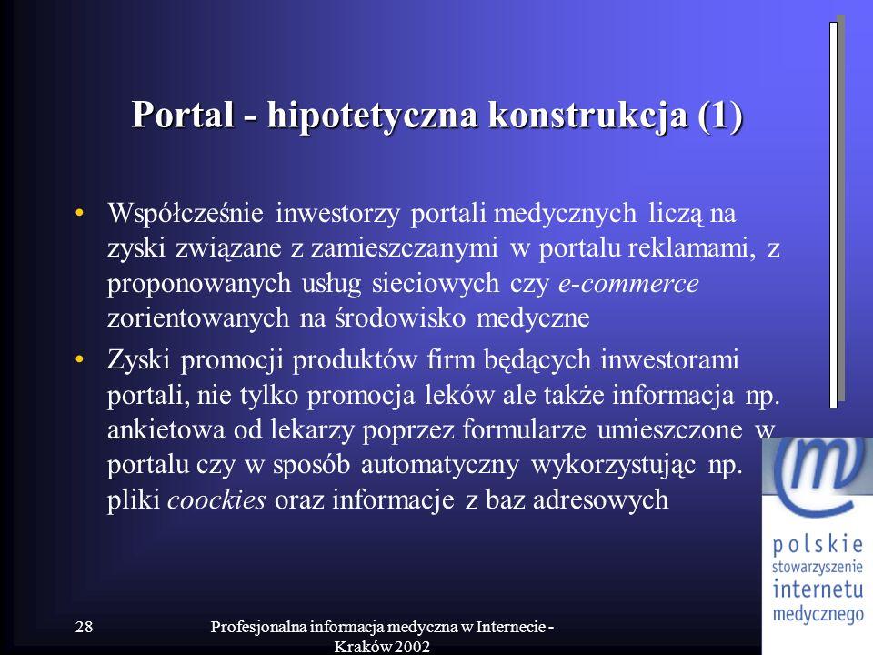 Portal - hipotetyczna konstrukcja (1)