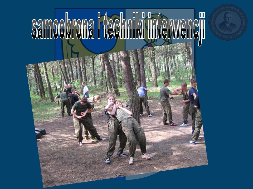 samoobrona i techniki interwencji