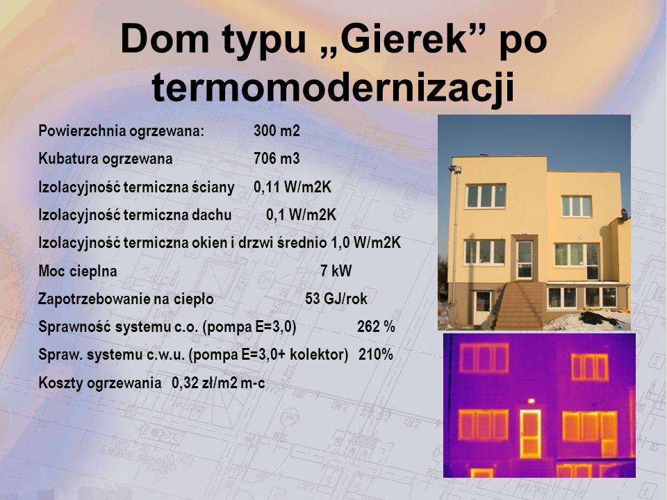 "Dom typu ""Gierek po termomodernizacji"