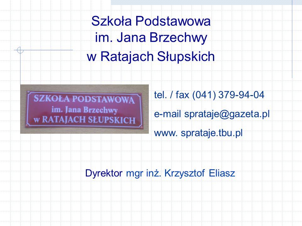Szkoła Podstawowa im. Jana Brzechwy