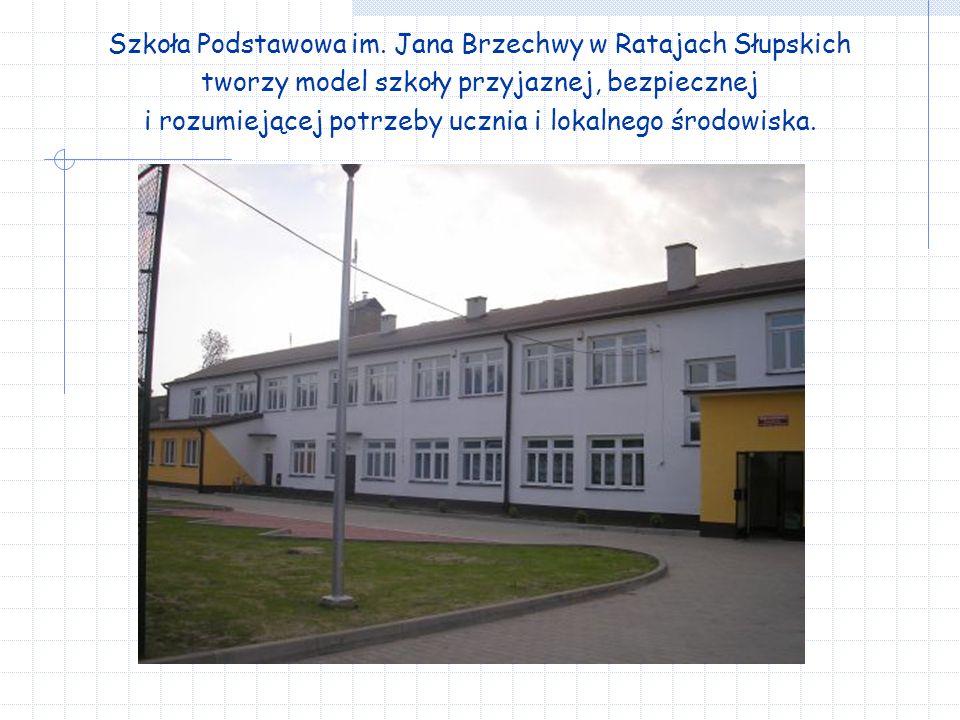 Szkoła Podstawowa im. Jana Brzechwy w Ratajach Słupskich