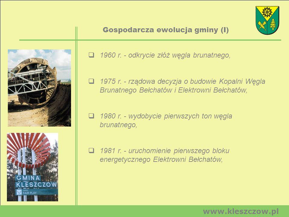 Gospodarcza ewolucja gminy (I)