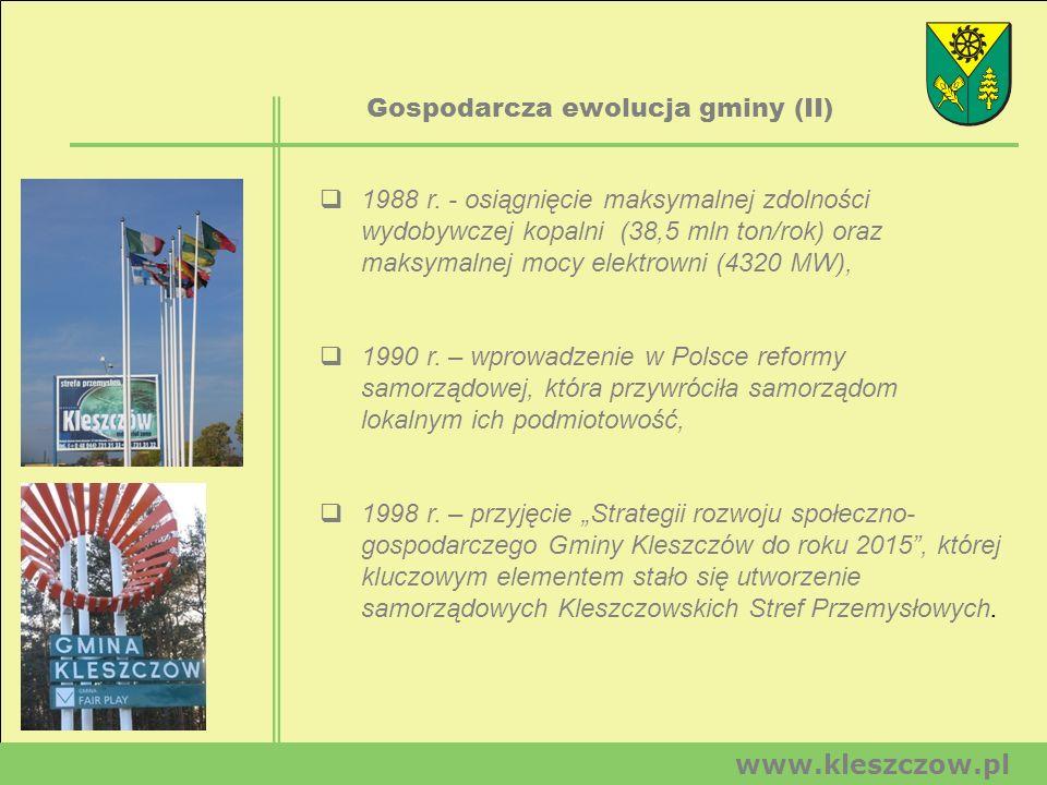 Gospodarcza ewolucja gminy (II)