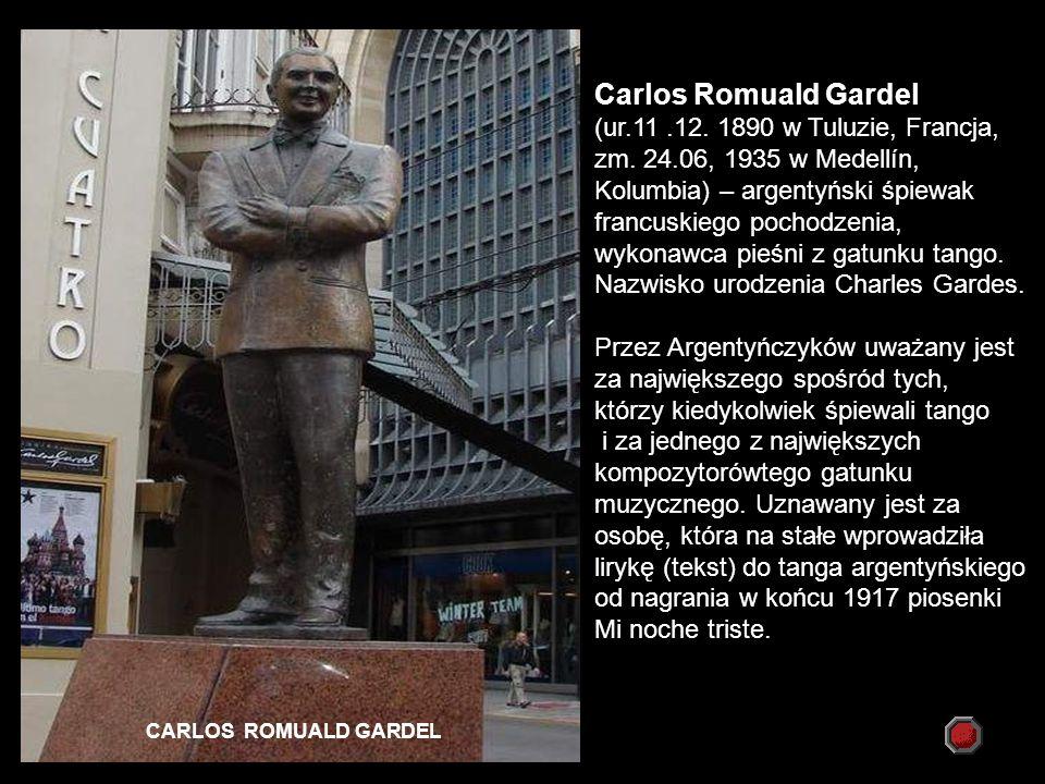 Carlos Romuald Gardel
