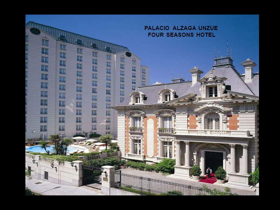 PALACIO ALZAGA UNZUE FOUR SEASONS HOTEL