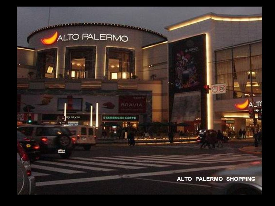 ALTO PALERMO SHOPPING