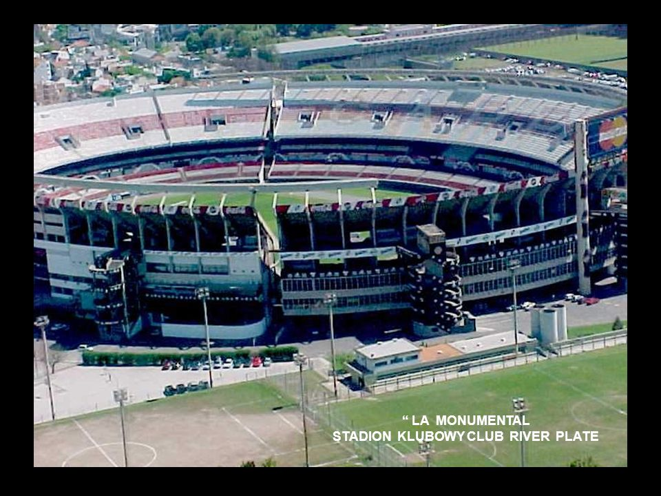 STADION KLUBOWY CLUB RIVER PLATE